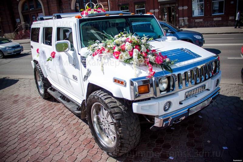 Заказ свадебных автомобилей